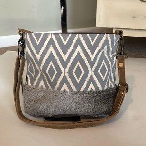 Handbags - Myra Crossbody Agate Shoulder Purse Bag
